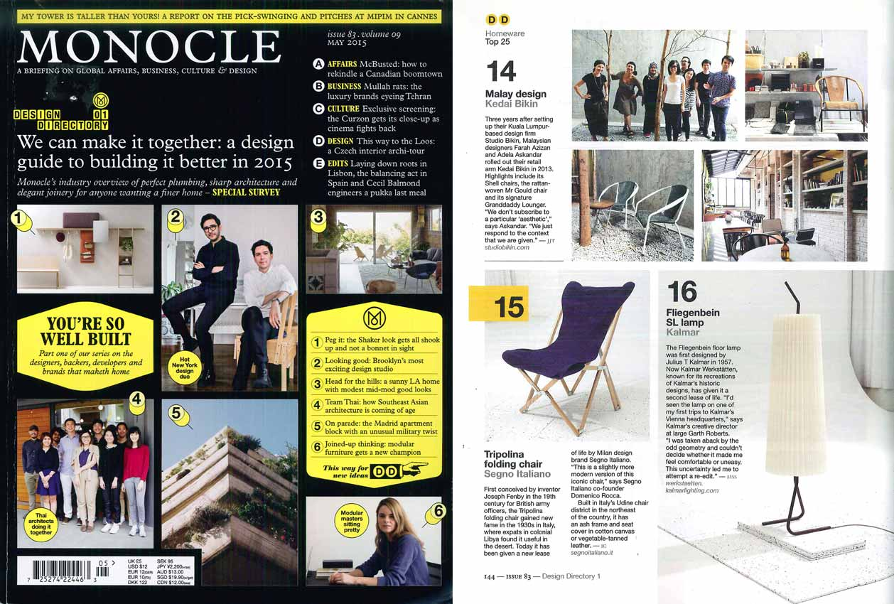 MONOCLE ISSUE 83